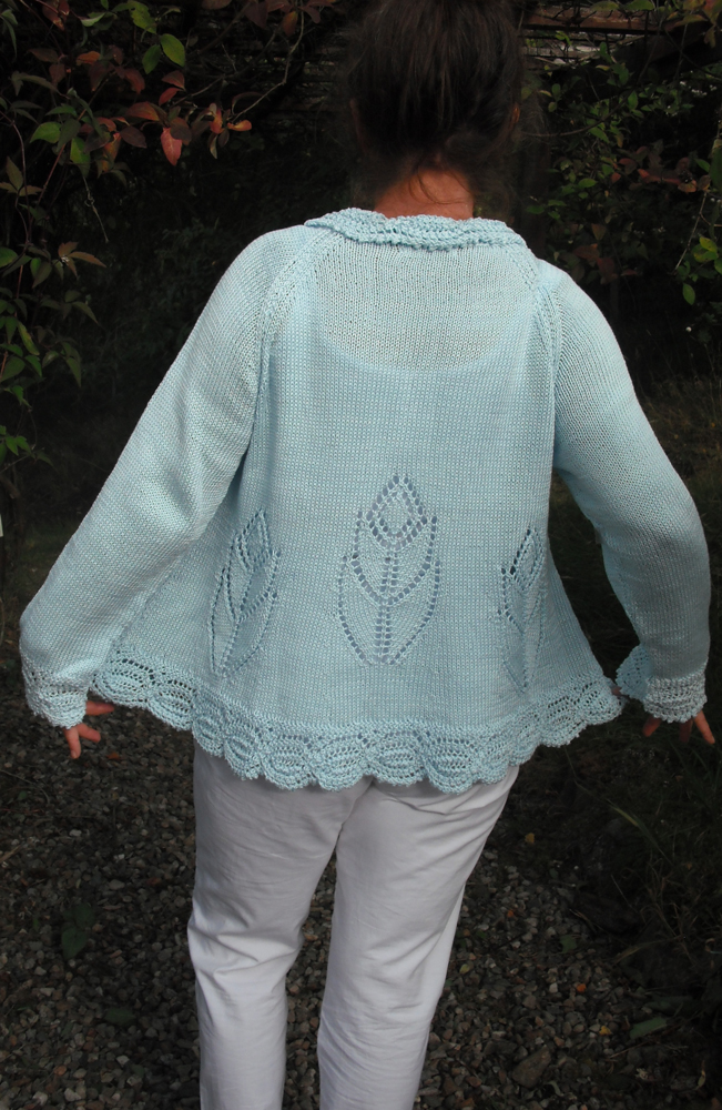Island Knitwear - Jacki Saunders designs and produces a range of ...